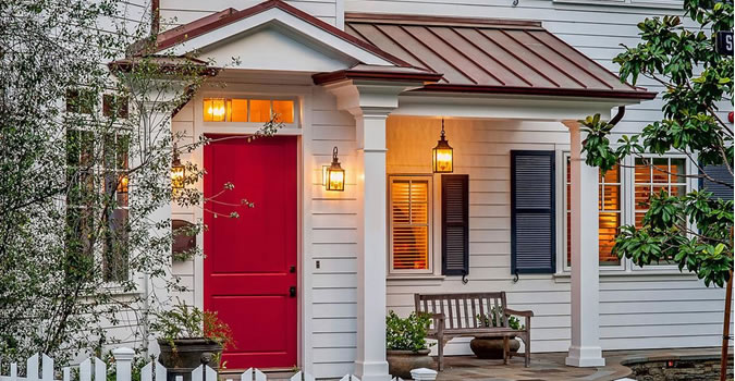Exterior High Quality Painting Marietta Door painting in Marietta